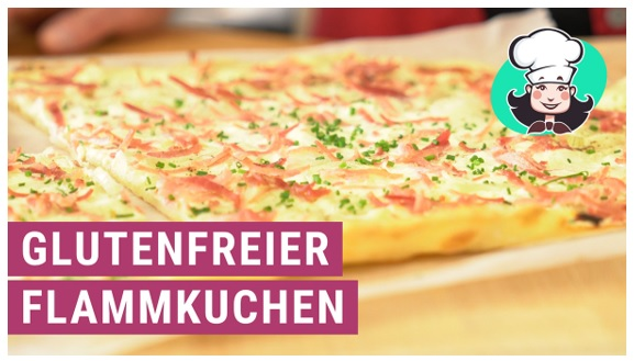 Flammkuchen Video