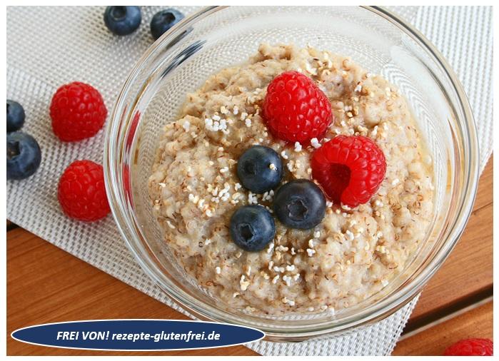 Amaranth-Frühstück 1