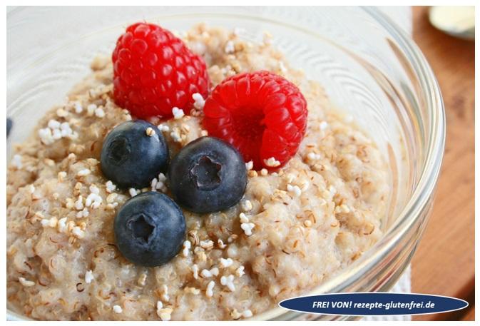 Amaranth-Frühstück 2