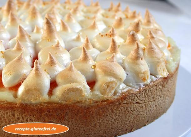 Quark Mandarinen Kuchen Mit Baiser Tanja S Glutenfreies Kochbuch