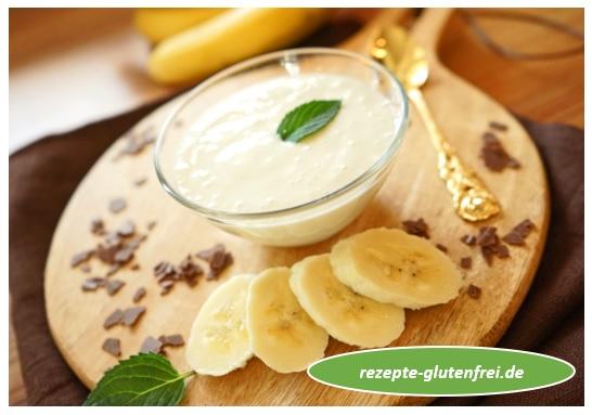 Bananen-Joghurt-Mousse