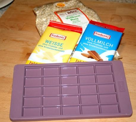 Cerealien Schokolade 1