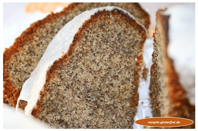 Eierlikor Mohn Kuchen Tanja S Glutenfreies Kochbuch