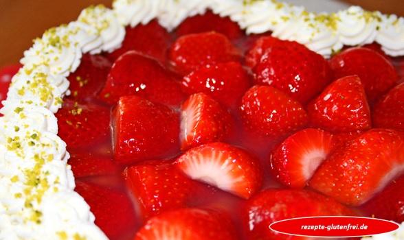 Erdbeerherz 2