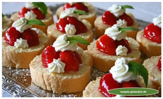 Erdbeertörtchen 1
