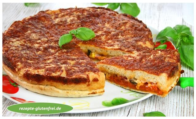 Gefüllte Pizza 1