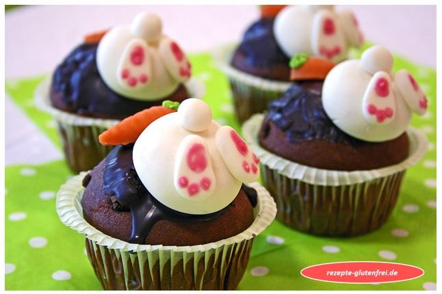 Häschen Muffins 1