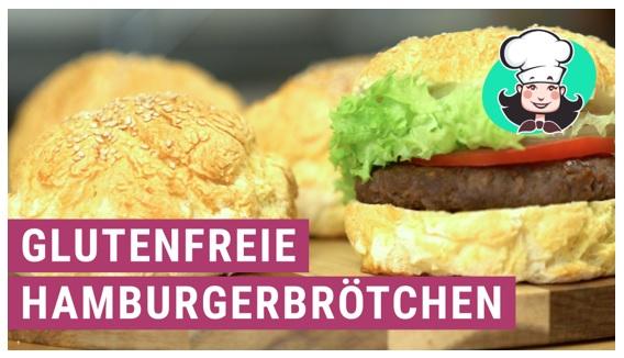 Hamburgerbrötchen 1