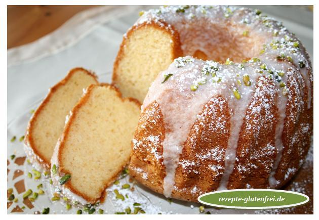 Joghurtkuchen Tanja S Glutenfreies Kochbuch