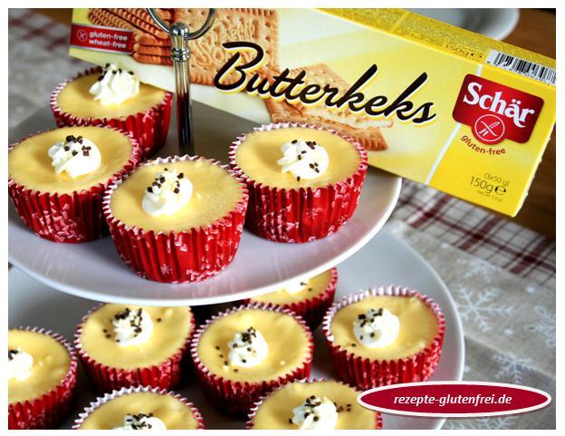 Kasekuchen Muffins Tanja S Glutenfreies Kochbuch