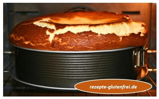 Kasekuchen Ohne Boden Tanja S Glutenfreies Kochbuch