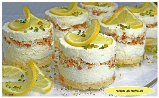 Lemon Cake Törtchen 4