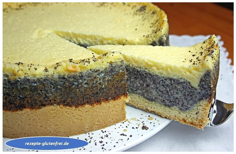 Mohnkuchen mit Schmandguß 1