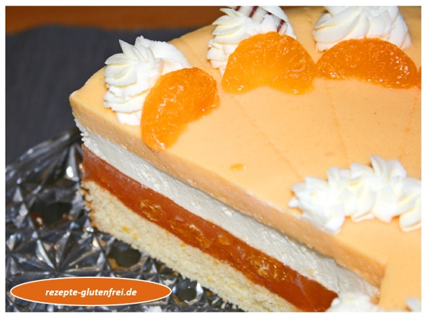 Multi Mandarinen Torte Tanja S Glutenfreies Kochbuch