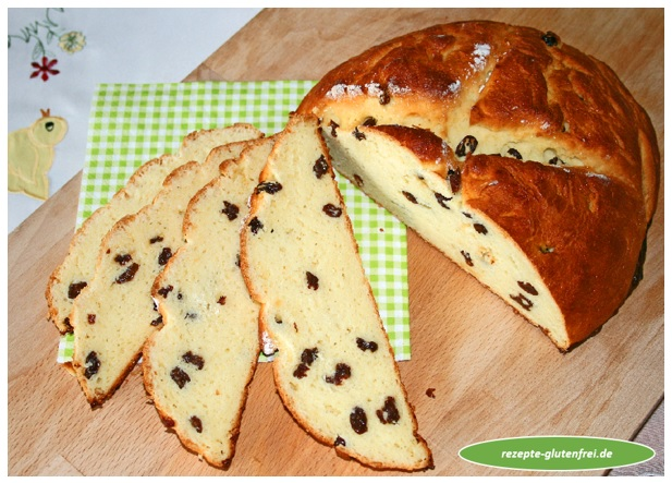 Osterbrot 1