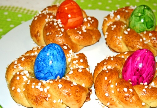 Osterkränzchen 5