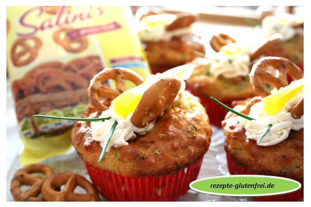 Pikante Schinken Kase Muffins Tanja S Glutenfreies Kochbuch