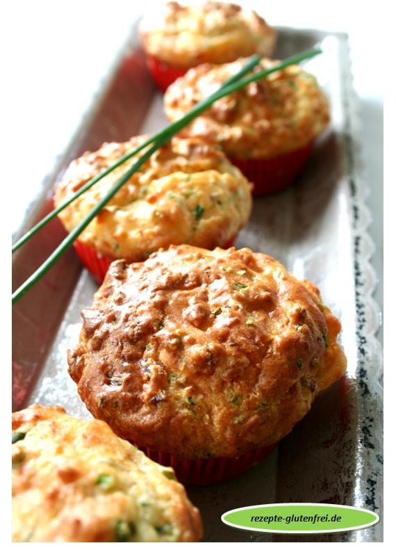 Pikante Schinken-Käse Muffins 2