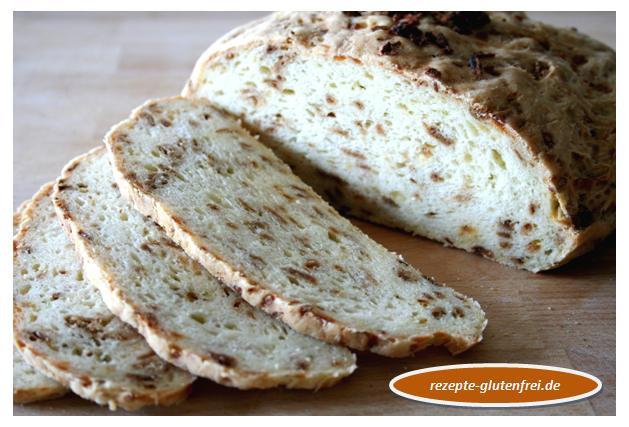 Röstzwiebel-Käse-Brot 1