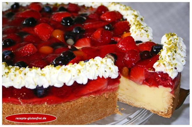 Schmand-Beerenkuchen 1