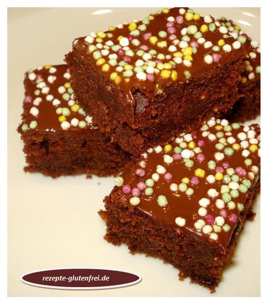 Schnelles Schokoladenbrot