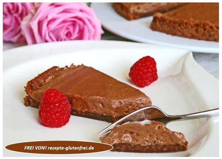 Schokoladen-Tarte 1