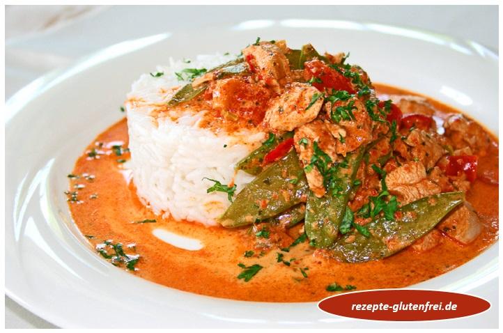 Schnelles Thai Curry Tanjas Glutenfreies Kochbuch